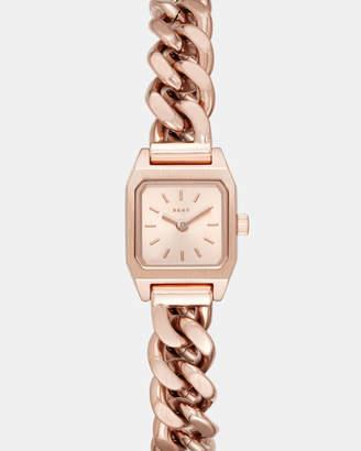 DKNY Beekman Rose Gold-Tone Analogue Watch
