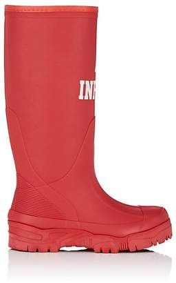 "Undercover Women's ""We Are Infinite"" Rubber Rainboots"
