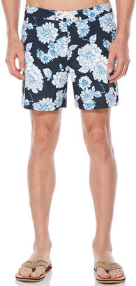 Original Penguin COLOR BY NUMBERS SWIM SHORT