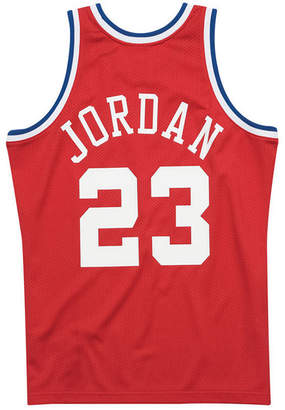 Mitchell & Ness Men's Michael Jordan Nba All Star 1989 Authentic Jersey