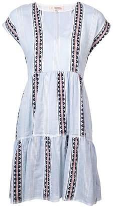 Lemlem Riban Short Dress