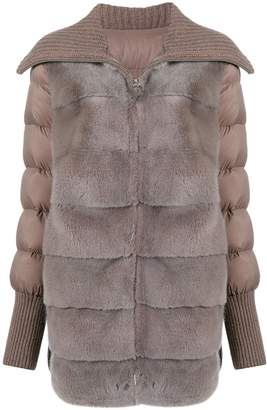 Liska padded coat