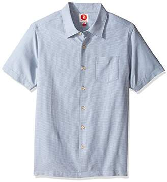 Toes on the Nose Men's Cruiser Short Sleeve Woven