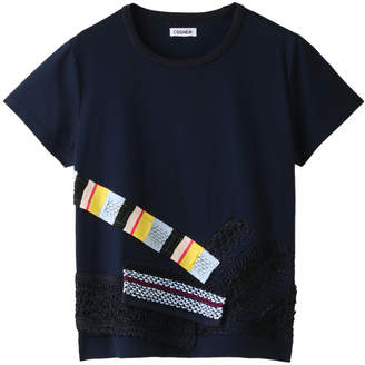 Coohem (コーヘン) - コーヘン TRICOT COUTURE RANDOM T-SHIRT