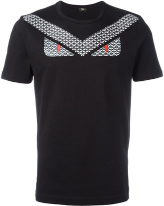 Fendi printed T-shirt $320 thestylecure.com