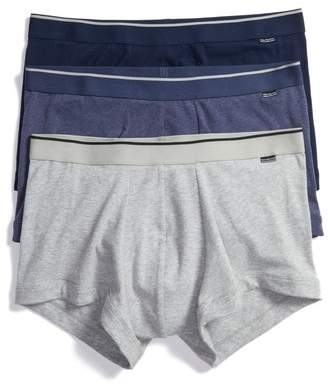 Nordstrom 3-Pack Stretch Cotton Trunks