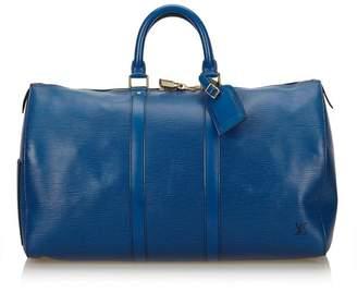 Vintage Louis Vuitton Vintage Louis Vuitton Epi Keepall 45