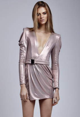 ZHIVAGO Standing On Stardust Dress
