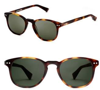 MVMT Hyde 57mm Polarized Round Sunglasses