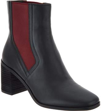 Logo By Lori Goldstein Lori Goldstein Collection Low Shaft Boot with Side Goring