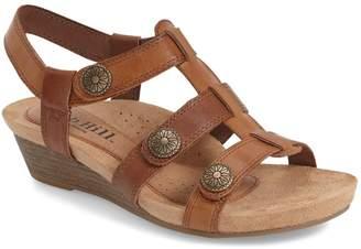 Rockport Cobb Hill 'Harper' Wedge Sandal