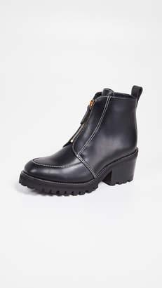 02de9374f95 WANT Les Essentiels Varela High Zipped Derby Boots