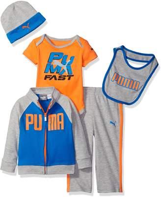 Puma Boys' 5 Piece Hoodie Set