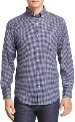 Vineyard Vines Pin Oak Tucker Gingham Classic Fit Button-Down Shirt