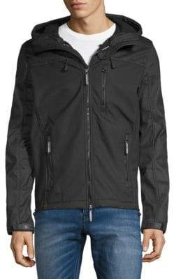 Superdry Full-Zip Hooded Jacket