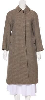 Burberry Vintage Wool Coat