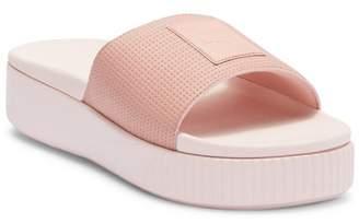 Puma Platform Slide Sandal (Women)