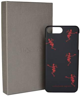 Alexander McQueen Dancing Skeleton iPhone 8 Plus Cover