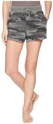 Splendid Camo Shorts Women's Shorts