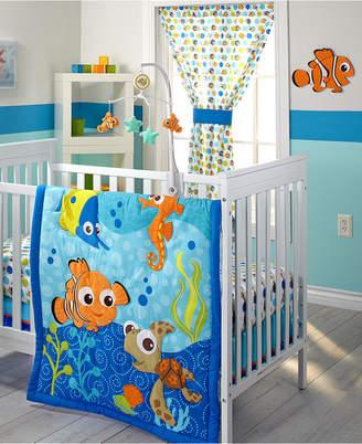 Disney Finding Nemo 3-Pc. Crib Bedding Set Bedding