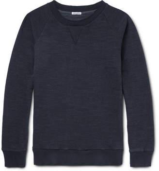 Blue Blue Japan Loopback Cotton-Jersey Sweatshirt