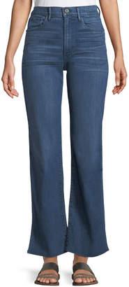 3x1 W4 Adeline Split-Flare Jeans