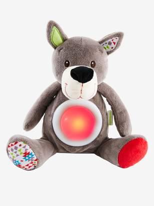 Vertbaudet Wolf Soft Toy, Musical Nightlight
