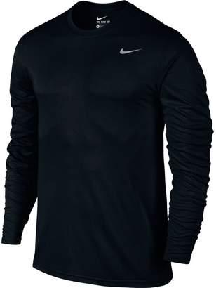 Nike New Men's Legend 2.0 L/S Training Top Black/