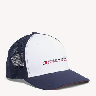 cc02437919388d Tommy Hilfiger Mesh Trucker Cap