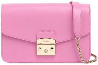 Furla Small Metropolis Saffiano Leather Bag