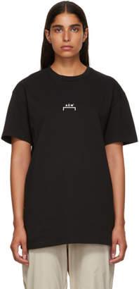 A-Cold-Wall* Black Bracket Logo T-Shirt