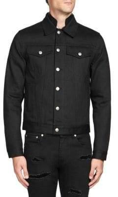 Alexander McQueen Long-Sleeve Buttoned Jacket