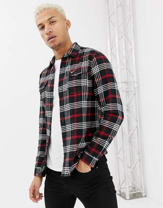 Voi Jeans Checked Shirt