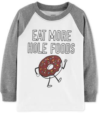 Carter's Carter Baby Boys Donut-Print Cotton T-Shirt