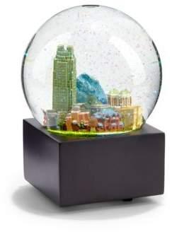 Raleigh Signature Saks Snow Globe