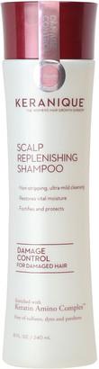 Keranique Damage Control Scalp Replenishing Shampoo-For Dry, Damaged Hair