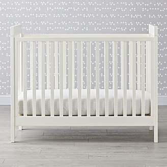Cargo White Crib $699 thestylecure.com