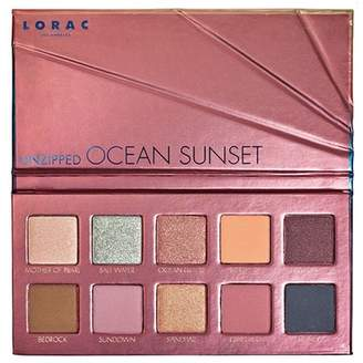 LORAC Unzipped Eyeshadow Palette - Ocean Sunset (Limited Edition)