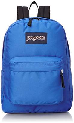 JanSport (ジャンスポーツ) - [ジャンスポーツ] JANSPORT JANSPORT SUPERBREAK SOLID T5015CS 5CS (ブルーストリーク)