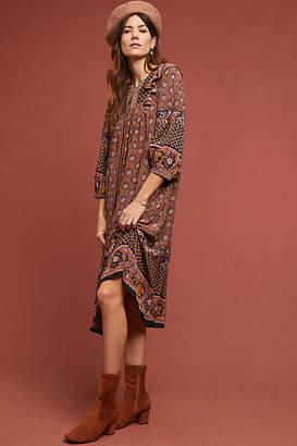 Frye Jenna Peasant Dress