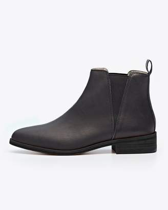 Nisolo Chelsea Boot Black/Black FINAL SALE