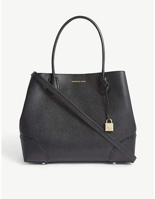MICHAEL Michael Kors Mercer Gallery large grained leather tote