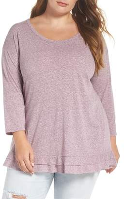Caslon Scoop Neck Top