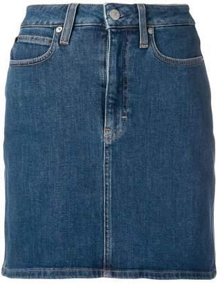 Calvin Klein Jeans classic mini skirt