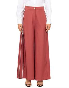 BODICE Side Pleated Trouser