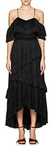 Ulla Johnson WOMEN'S LOUISA SILK MAXI DRESS