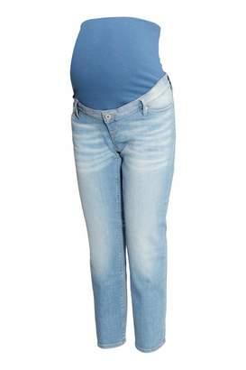H&M MAMA Girlfriend Jeans