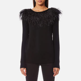 MICHAEL Michael Kors Women's Feather Sweatshirt