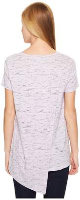 Exofficio Wanderlux V-Neck Short Sleeve Top Women's T Shirt