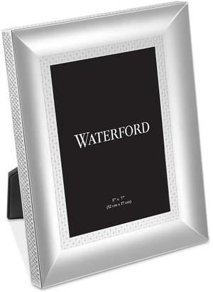 "Waterford Lismore Diamond Silver 5"" x 7"" Frame"